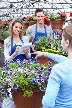 Gardening. Stock Photo - 9654647