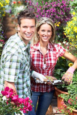 Gardening. photo