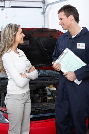 Auto repair Stock Photo - 9654660