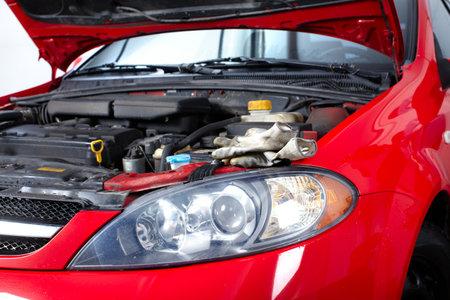auto mechanic: Auto service