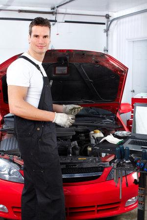 Auto repair Stock Photo - 9654658