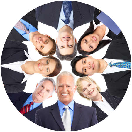 Business people team Stock Photo - 9713125