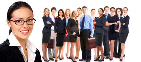 Business people team Stock Photo - 9713124