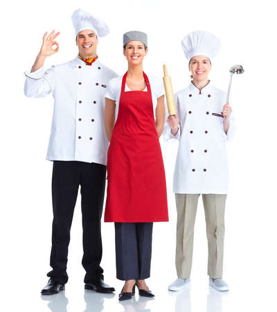 kitchen aprons: Chef