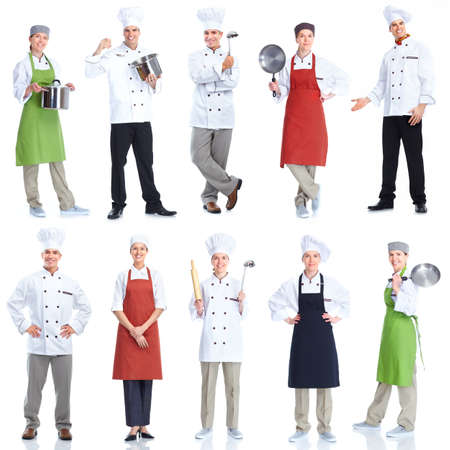 Chef Stock Photo - 9798352