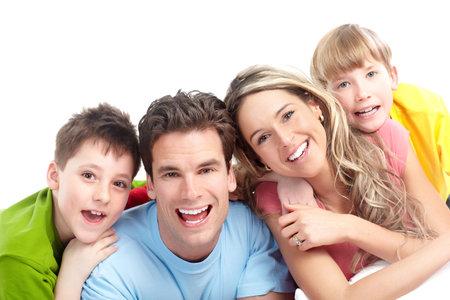 Happy family Stock Photo - 9798386