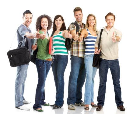 Students. Stock Photo - 10280682