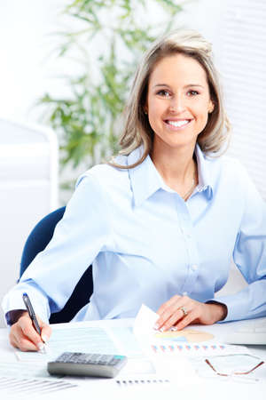 adviser: Business woman
