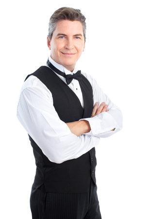 Waiter. Banco de Imagens - 10419459