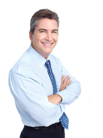 business men: Business man. Stock Photo