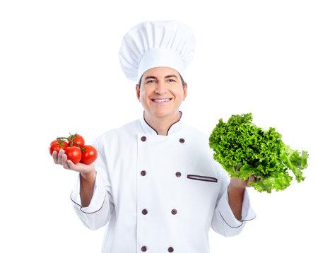 Chef Stock Photo - 10419423