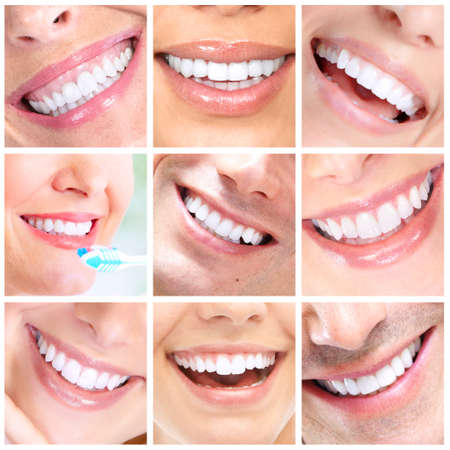 dental treatment: Smile.