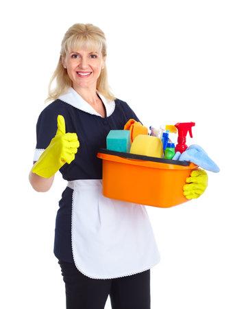 Maid woman photo