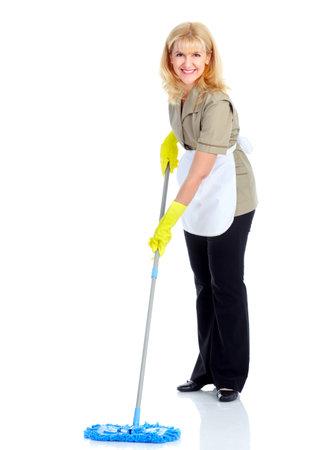 Maid woman