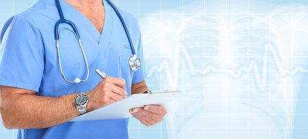 Doctor. Foto de archivo - 10483538