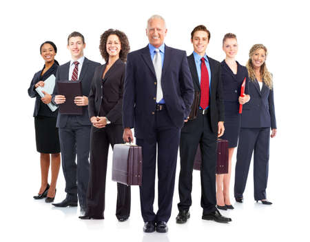 Business people. Stock Photo - 10483539