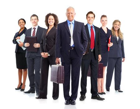 Gente de negocios. Foto de archivo - 10483539
