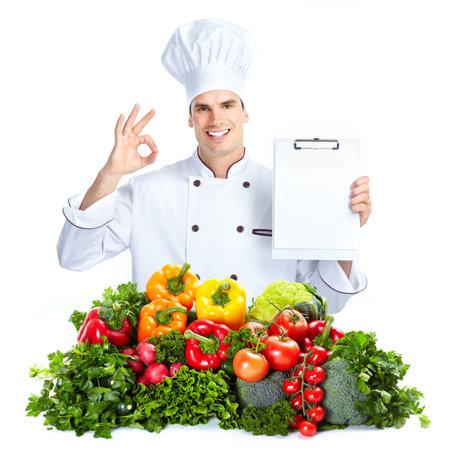 Chef Stock Photo - 27427976