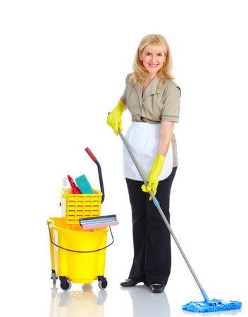 charlady: Maid woman