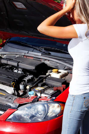 Auto mechanic Stock Photo - 10548535
