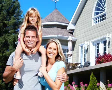 Happy family. Stock Photo - 10548774