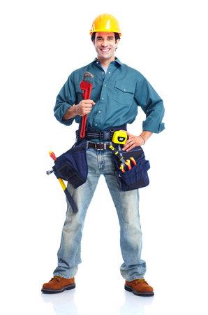 construction man: Contractor.