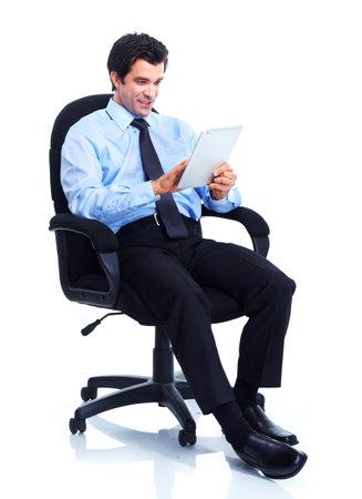 Business man. Stock Photo