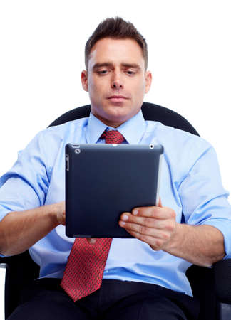 Business man. photo