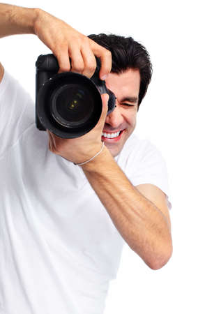 Photographer. Stock Photo - 10630449