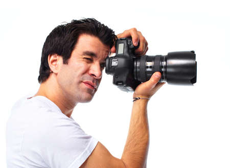 Photographer. Stock Photo - 10630557