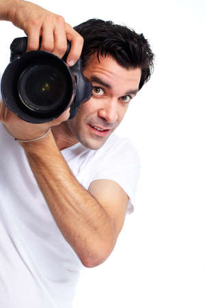 Photographer. Stock Photo - 10630674