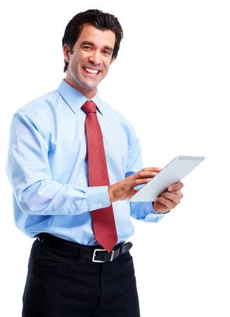 Business man. Stock Photo - 10630696