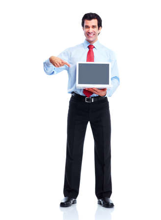 Business man. Stock Photo - 10630166