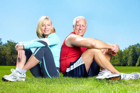 Gym, Fitness, healthy lifestyle. Stock Photo - 10631012