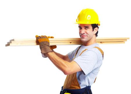 Contractor. Stock Photo - 10651921