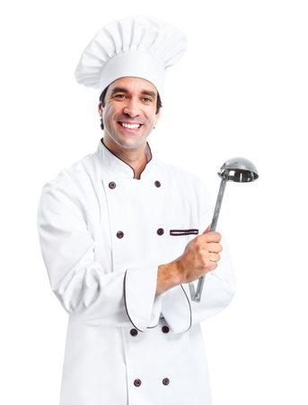 ladle: Chef.