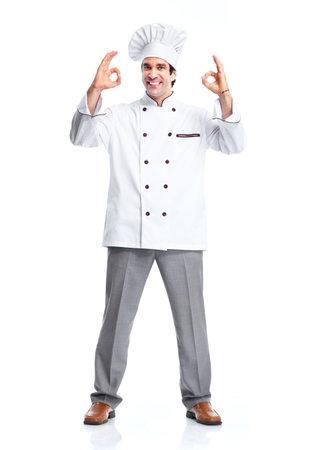 hotel staff: Chef.