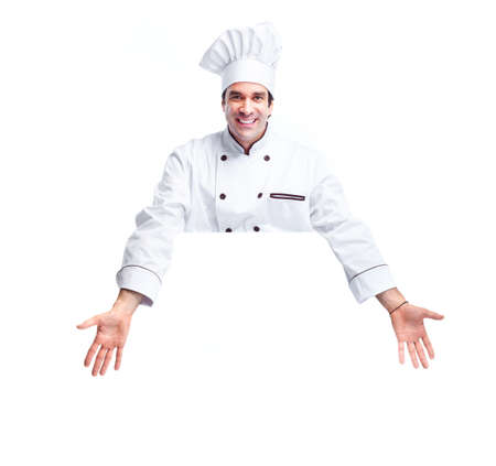 Chef. Stock Photo - 10696440