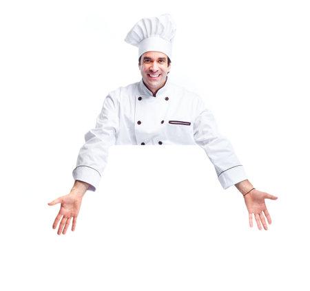 Cocinero. Foto de archivo - 10696440