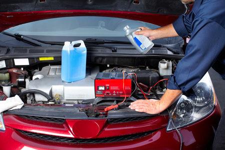 Auto mechanic. Stock Photo - 10696701