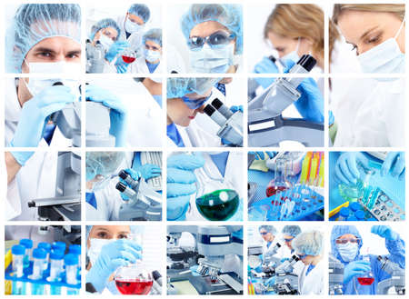Laboratory Stock Photo - 10696603
