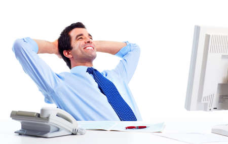 Businessman. Stock Photo - 10733499