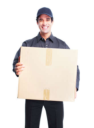 delivery man: Delivery worker