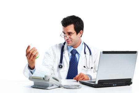 Pharmacist. Stock Photo - 10733469