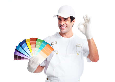 painter and decorator: Painter.