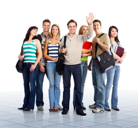 Students. Stock Photo - 10757235