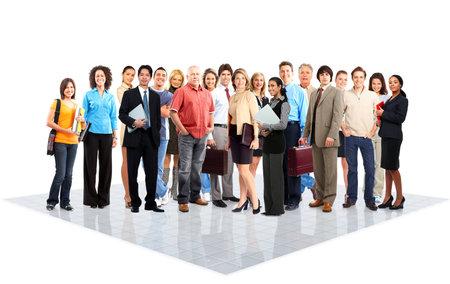 La gente de negocios. Foto de archivo - 10757223