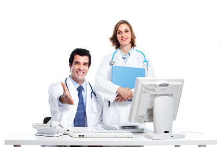 Medical doctors. Stock Photo - 10857113