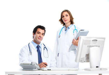 Medical doctors. Stock Photo - 10857117