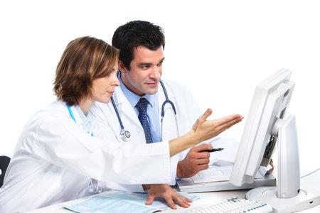 Medical doctors. Stock Photo - 10857126